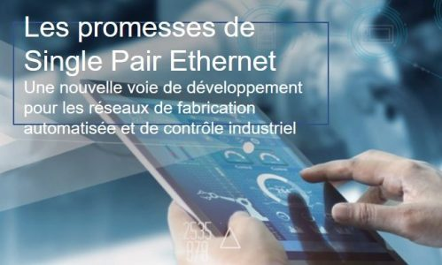 Les promesses de Single Pair Ethernet
